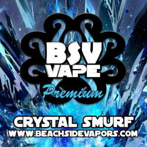crystal smurf e liquid
