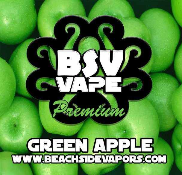 green apple vape juice