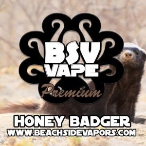 honey badger vape juice