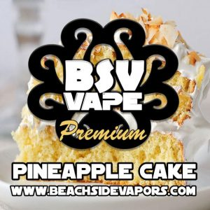 pineapple cake vape juice