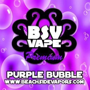 purple bubble vape juice