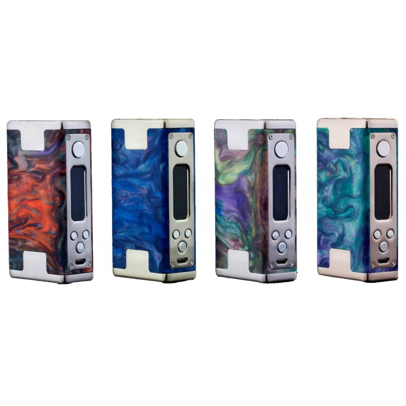 Revenant Cartel 160w box mod resin