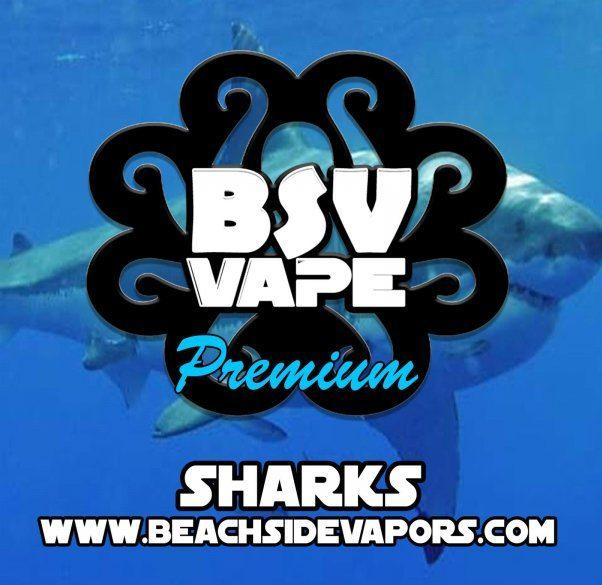 sharks vape juice
