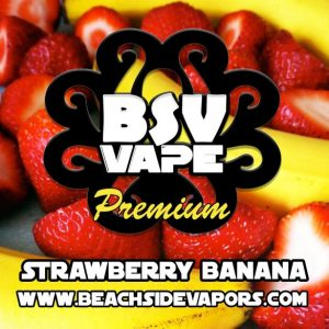 strawberry banana vape e liquid