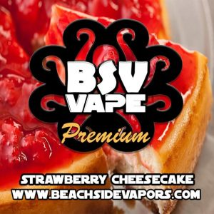 strawberry cheesecake vape juice