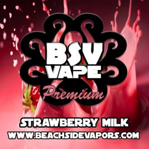 strawberry milk vape e liquid