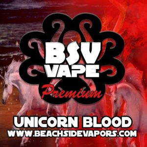 unicorn blood e liquid
