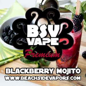 Blackberry Mojito e liquid