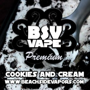 cookies and cream e liquid