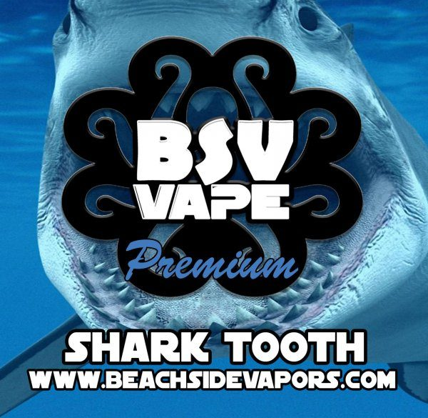 Shark Tooth E Liquid