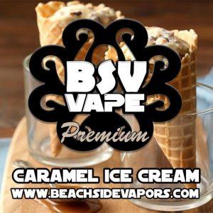 Caramel Ice Cream E Liquid