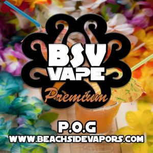 POG Juice E Liquid