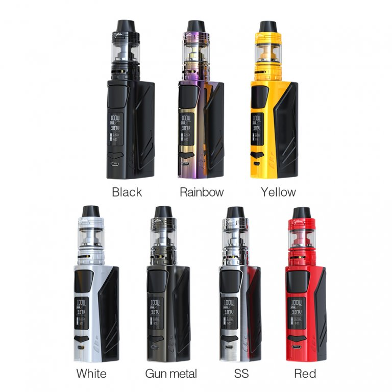 iJoy Elite PS2170 100W TC Kit