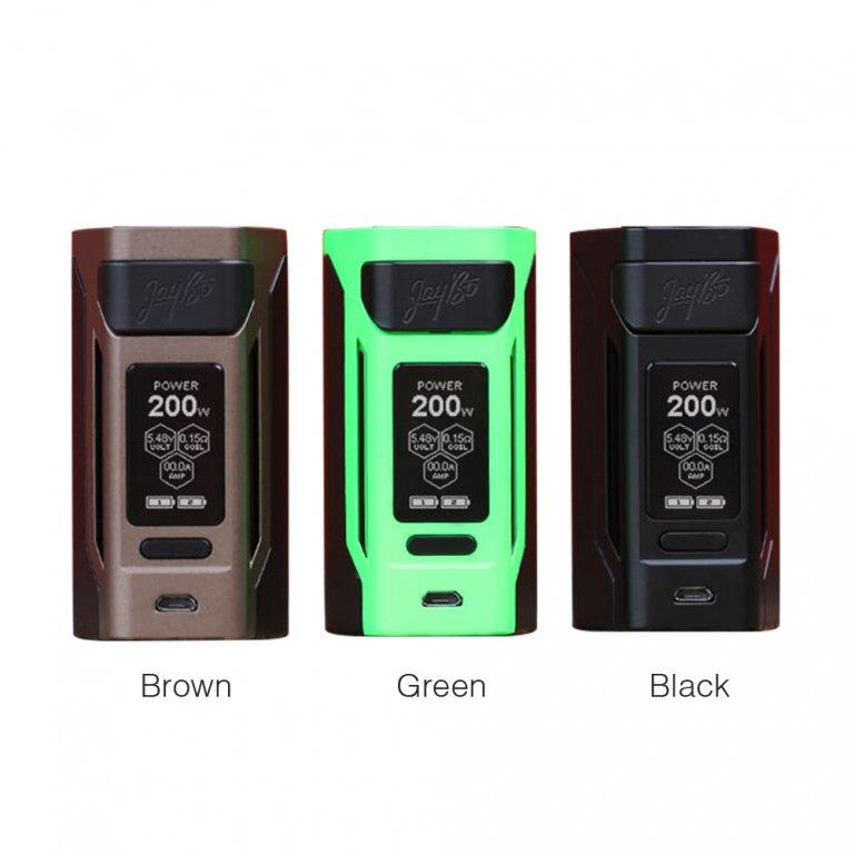 Wismec Reuleaux RX2 20700 200W Box Mod