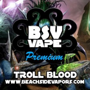 TROLL BLOOD e liquid