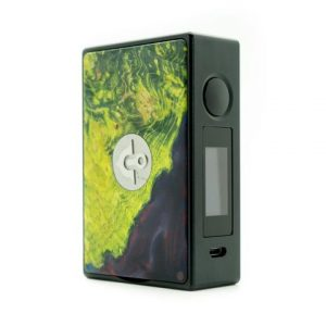 Asmodus x Ultroner Eos 180w Box mod green