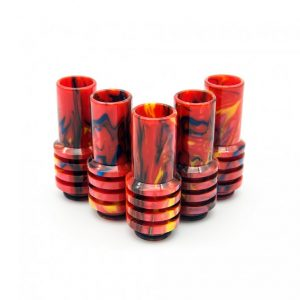 Fire Red 810 Drip Tips