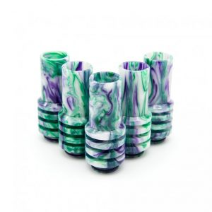Green and Purple - Sniper Drip Tips