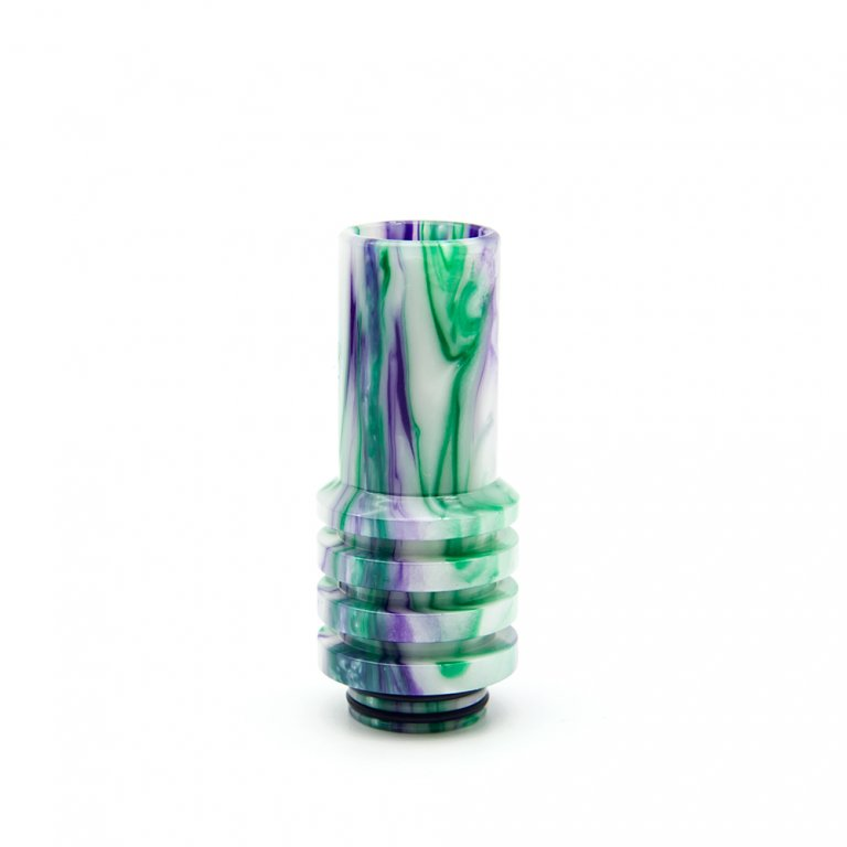 Green and Purple – Sniper Drip Tip
