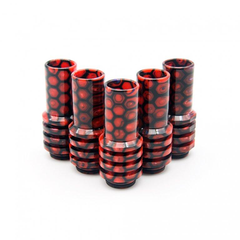 Red Snake Sniper 810 Drip Tips