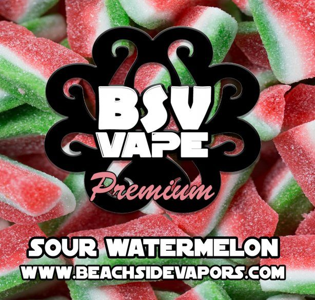 sour watermelon e liquid